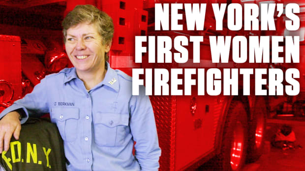 Brenda Berkman: Pioneering Woman Firefighter