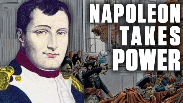 Napoleon's Bloodless Coup
