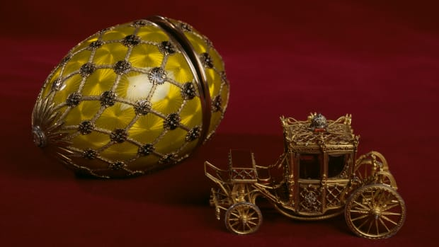 Easter Faberge Egg