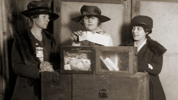 19th Amendment: A Timeline of the Long Fight for All Women's Right to Vote