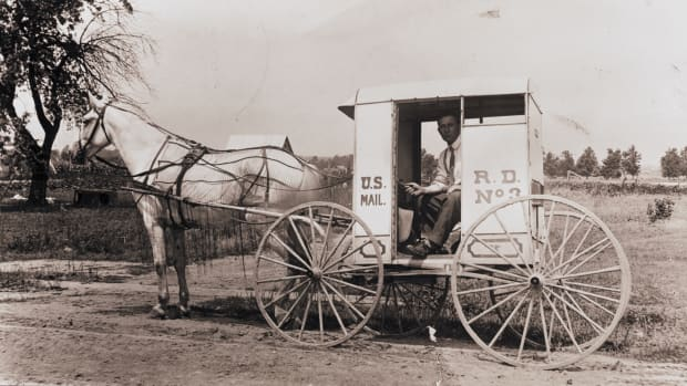 The Many Ways the Post Office Has Delivered the Mail Through the Decades