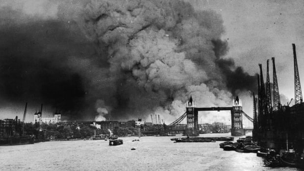 This Day In History: The Blitz begins as Germany bombs London