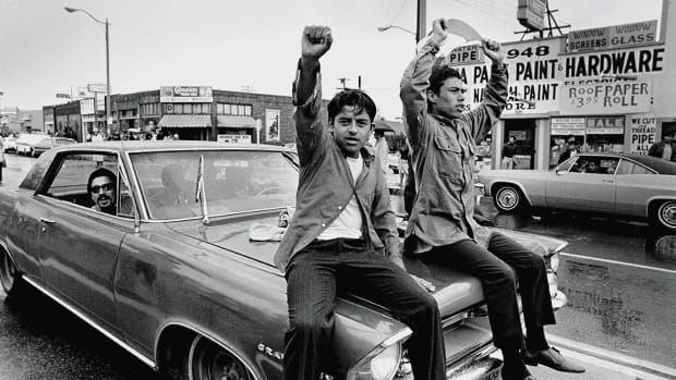 History of the Chicano Movement