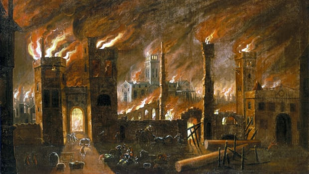 7 Fires That Changed History