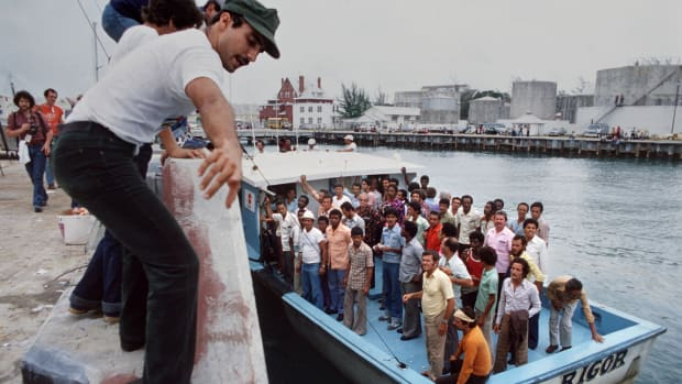 The Mariel Boatlift: a Cold War-Era Mass Exodus of Cubans to the U.S.