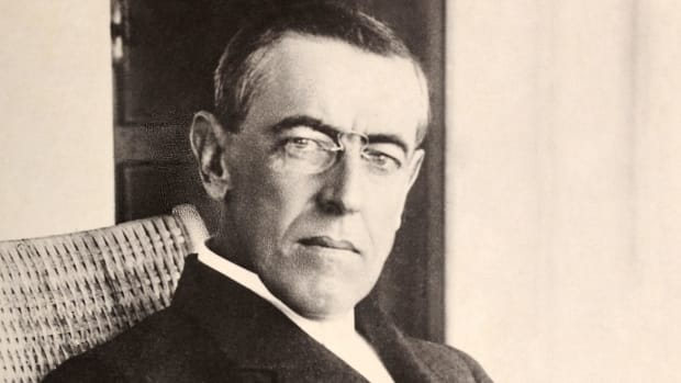 Woodrow Wilson, Why The Second Wave of the 1918 Spanish Flu Was So Deadly