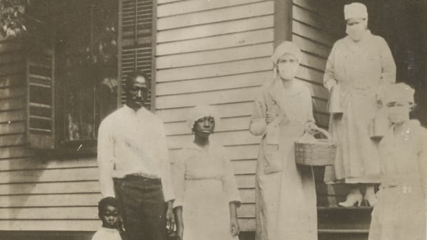 During the 1918 Flu Pandemic, African Americans Struggled to Get Healthcare