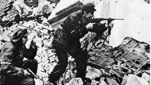 This Day In History: Warsaw Uprising ends