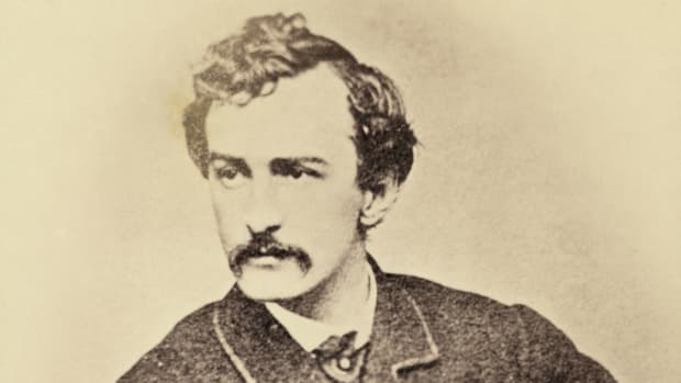 Inside John Wilkes Booth's Colorful Family Tree