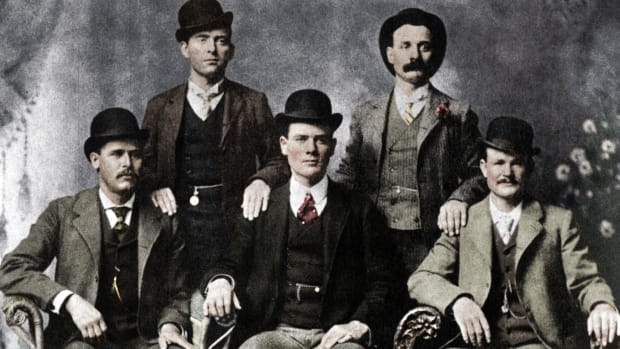 The Real-Life Exploits of Butch Cassidy, Sundance Kid and the Wild Bunch