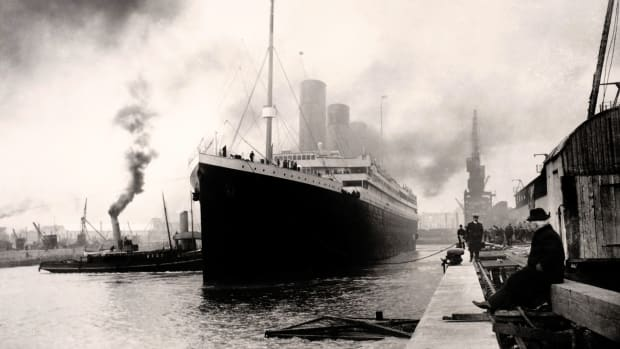 Titanic by the Numbers: Its Construction, Sinking and Discovery