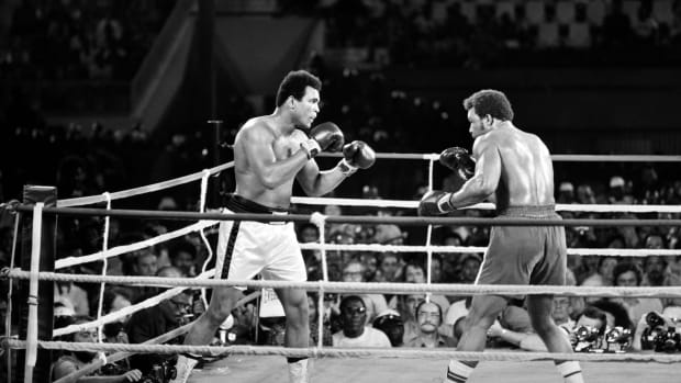 This Day In History: Muhammad Ali wins the Rumble in the Jungle