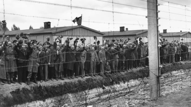 When US Troops Liberated Dachau Concentration Camp