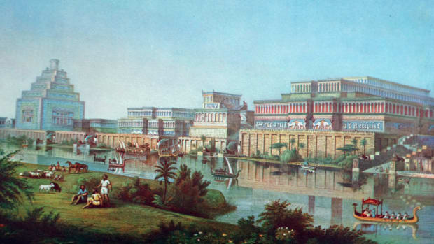 How Mesopotamia Became the Cradle of Civilization