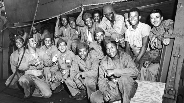 Activism That Led to the First Black Marines