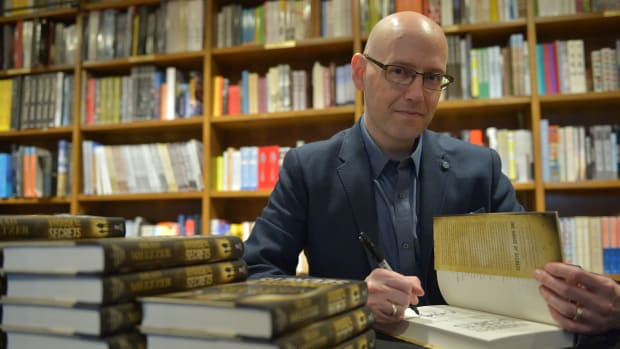Brad Meltzer Decodes Four Enduring Historical Mysteries