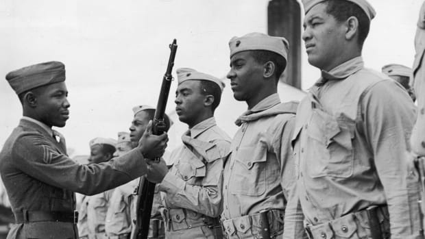 Heroes of Black US Military History