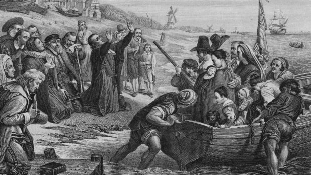 Why Did the Pilgrims Come to America?