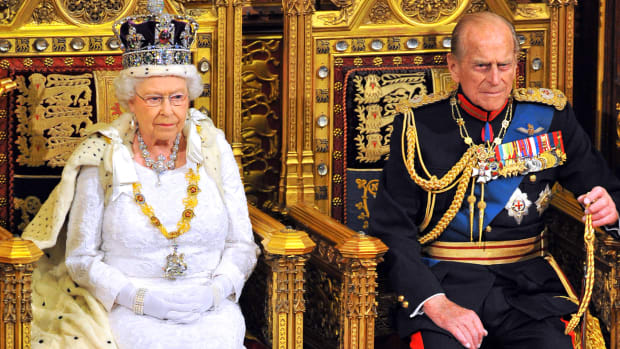 What Is the Queen's Role in British Government? Queen Elizabeth II, Prince Philip