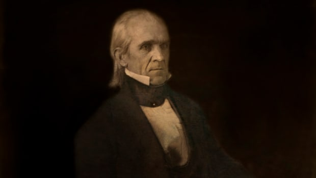President James Polk, This President Secretly Purchased Enslaved Children While in Office