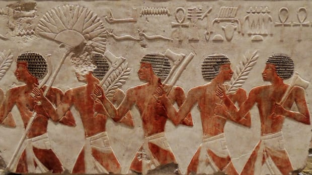 9 Weapons That Powered Ancient Egyptian Fighting ForcesDraft SharePreviewPublish