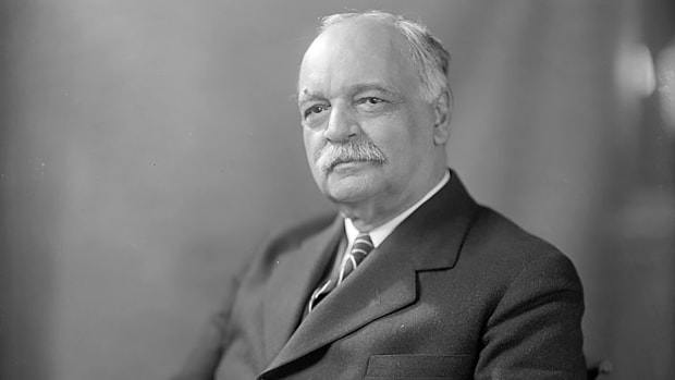 Vice President Charles Curtis, the First Non-White Vice President