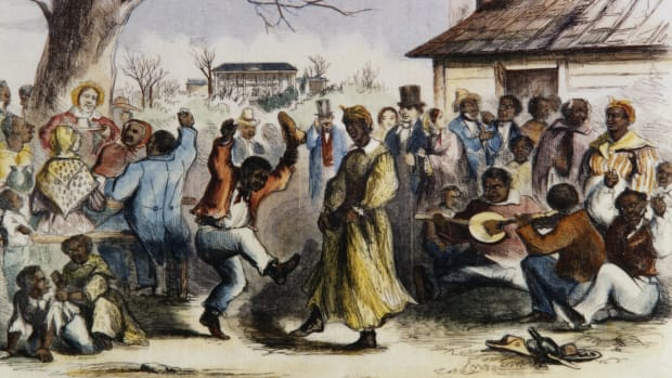 What Was Christmas Like for America's Enslaved People? Winter holidays in the Southern States, Christmas Eve, 1857