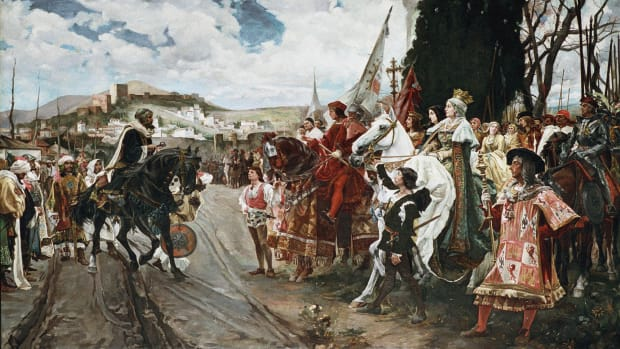 This Day In History: Reconquest of Spain, January 2, 1492