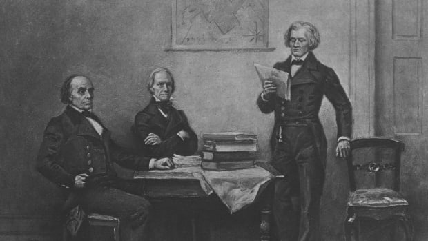How the Whig Party, Powerhouse of 19th-Century US Politics, Fell Apart; Daniel Webster, Henry Clay, John C. Calhoun