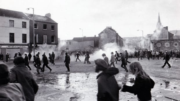 This Day In History: Bloody Sunday in Northern Ireland, January 1972