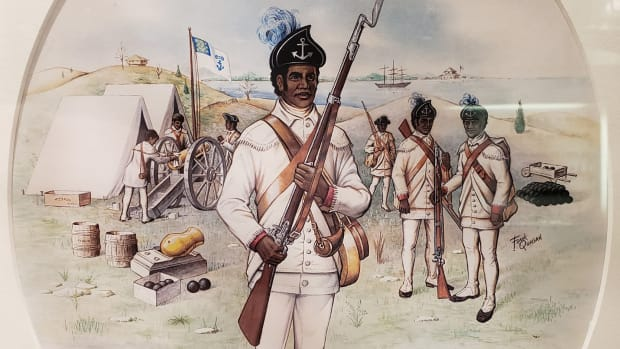 America's First Black Regiment Fought for the Nation's Freedom—As Well as Their Own