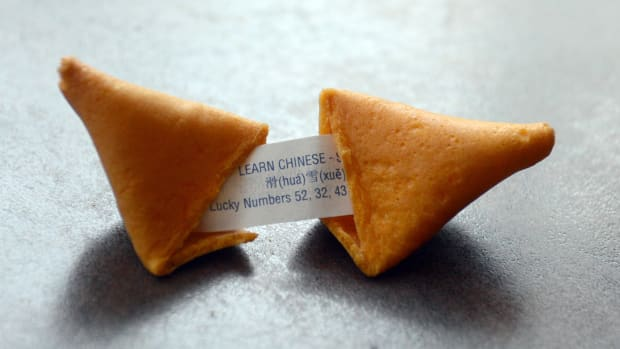 The Surprising Origins of the Fortune Cookie