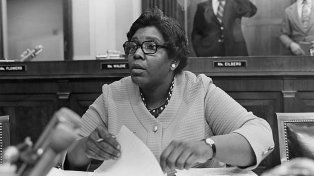 When Barbara Jordan Defended the American System of Checks and Balances