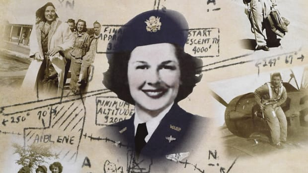 Women in WWII Took On Dangerous Military Jobs