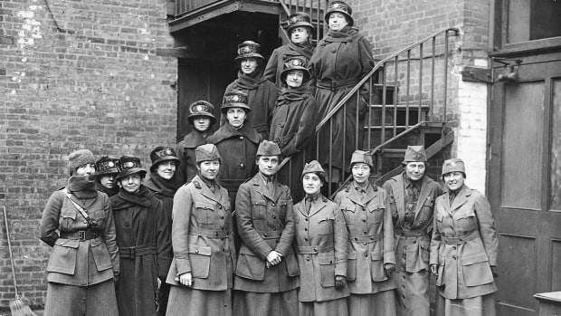 The Forgotten Women Doctors of WWI