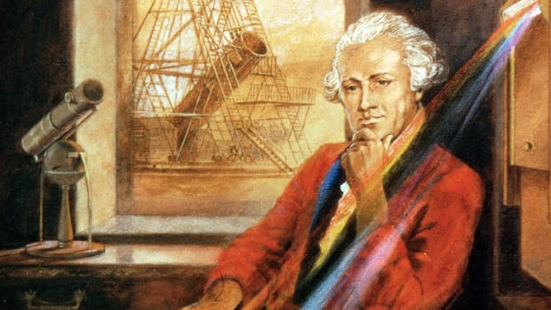 This Day In History: William Herschel discovers Uranus, March 13, 1781