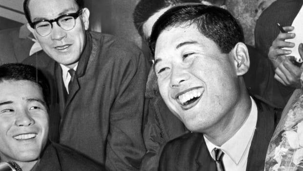 This Day In History: First Japanese player makes MLB debut, September 1, 1964