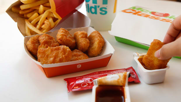 Chicken Nuggets Were Invented in a Laboratory