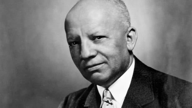 Carter G. Woodson, the man behind Black History Month