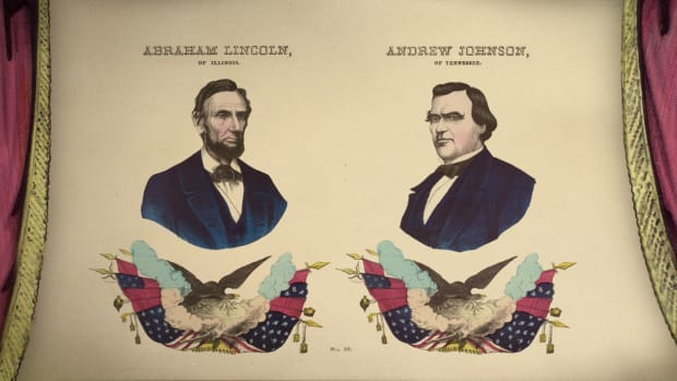 Andrew Johnson's Efforts to Undermine Lincoln's Legacy