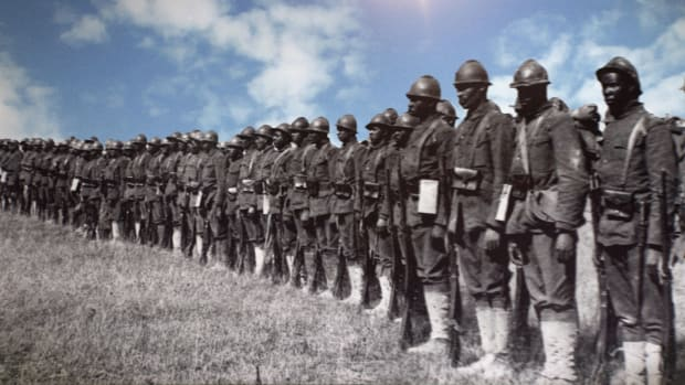 The Legendary Harlem Hellfighters