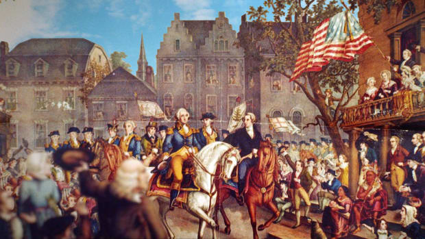St. Patrick's Day and the American Revolution