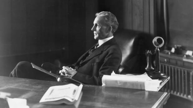 HISTORY: Henry Ford