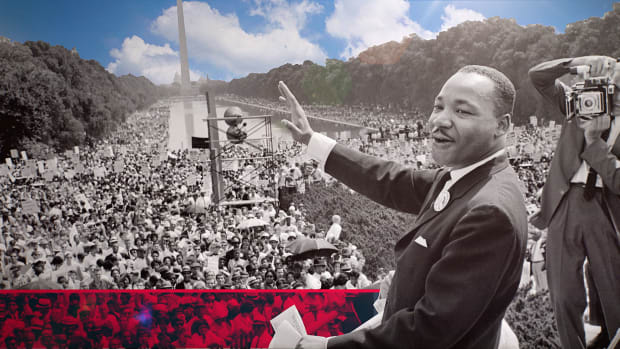 MLK's Presidential Run that Wasn't