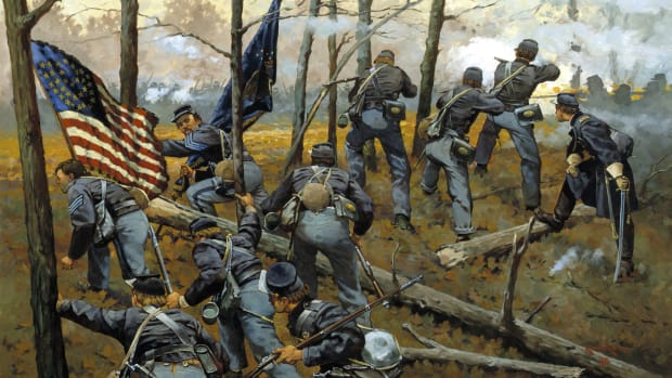 HISTORY: The Battle of Shiloh