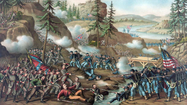 HISTORY: Battle of Chattanooga
