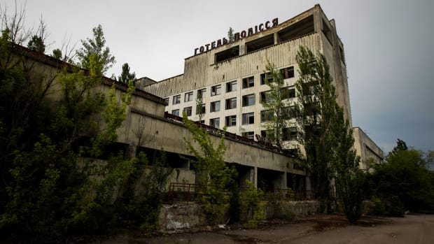 Ghost Towns and Abandoned Cities