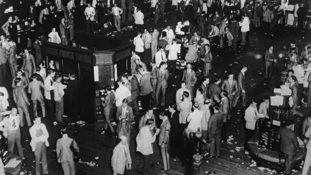 HISTORY: Stock Market Crash 1929