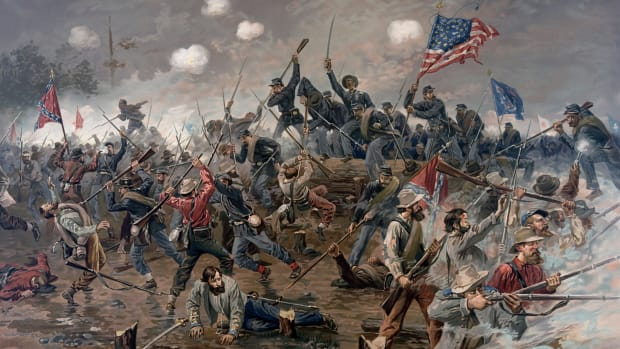 HISTORY: Battle of Spotsylvania Court House