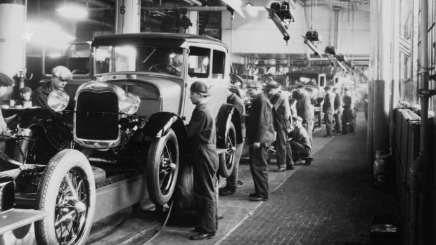 Ford Factory, 1928